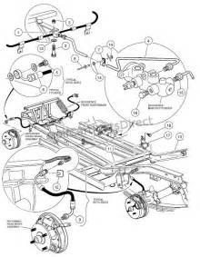 Club Car Brake System Brake System Hydraulic Pioneer 1200 Se Vehicles Club
