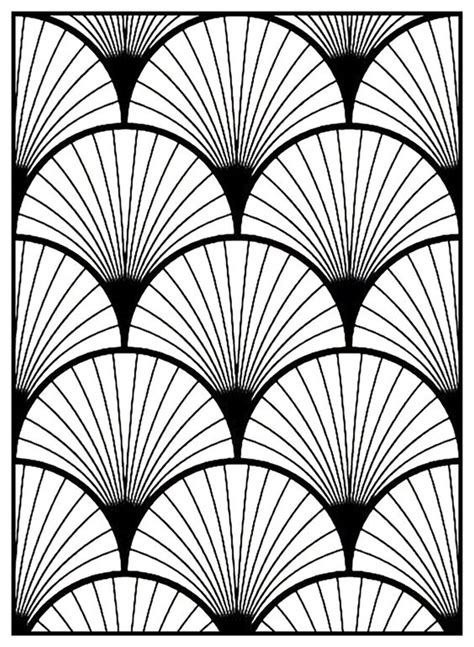 pattern art colouring art deco pattern adult coloring pages and art deco on