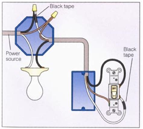 how to hook up a light switch wiring a 2 way switch