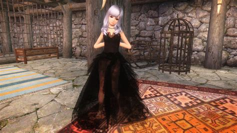 hdt skyrim clothing hdt clothing skyrim skyrim hdt hairstyle