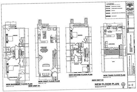 row house floor plan narrow row house floor plans google search row houses