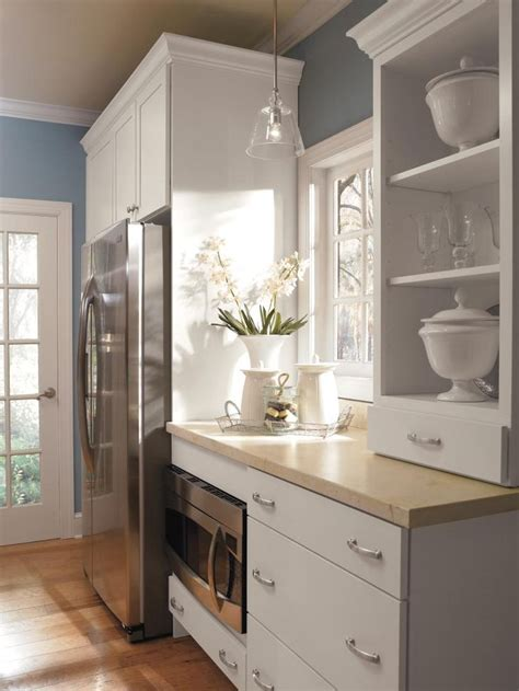 popular  todays kitchen designs open wall cabinet