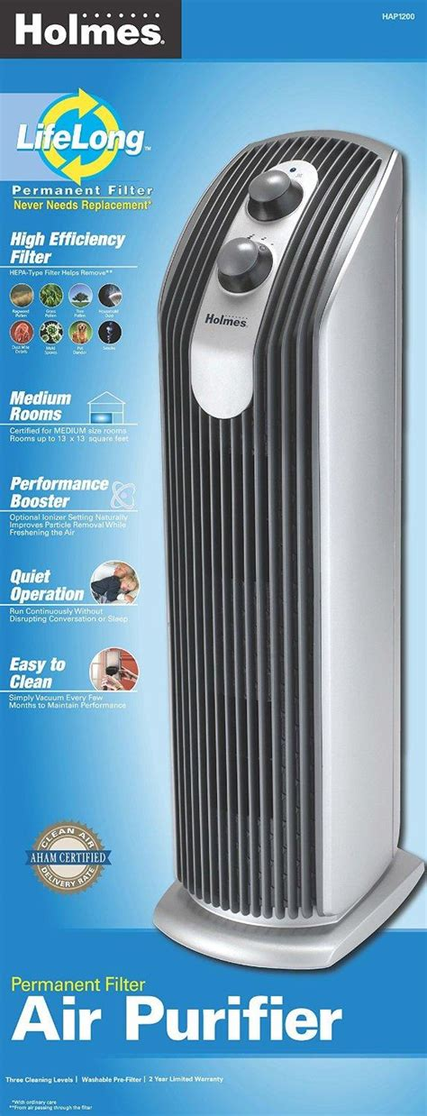 lifelong filter hepa type air purifier hap1200 u home kitchen
