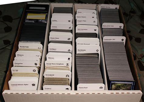 mtg card divider template printable sheet for mtg sets symbols magictcg