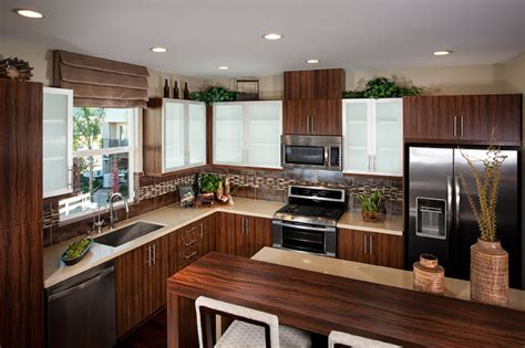 apartment redmodeling az contemporary kitchen