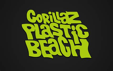sampoerna wallpaper gorillaz plastic beach hd wallpaper