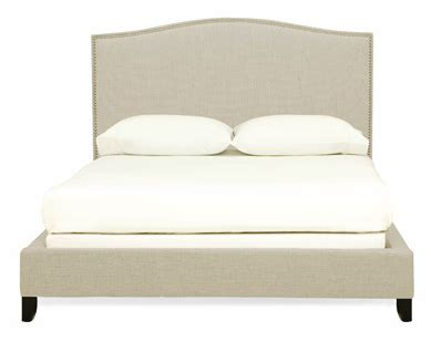 colette bed crate barrel colette bed copy cat chic