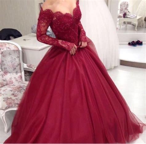 desain gaun organza formal dress custom made a line lace prom dresses