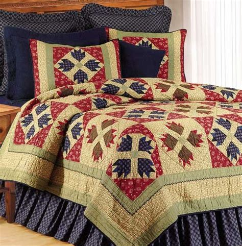 Rustic Quilts Clearance by Discontinued Bedding Patterns 171 Free Patterns