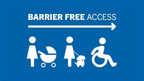 barrier free design quebec canadians see massive gaps in accessibility for people