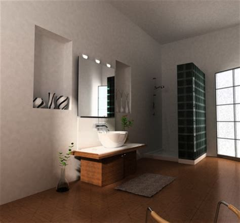 simple style bathroom 3d model downloadfree3d