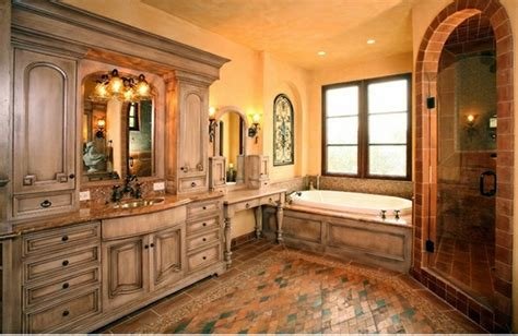Mediterranean Bathroom Ideas by 15 Mediterranean Bathroom Designs Interior Design Ideas