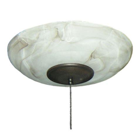 troposair 171 mocha large bowl oil rubbed bronze ceiling