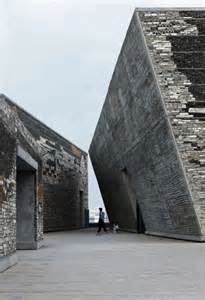 architects in history architecture wang shu s ningbo museum cfile