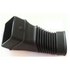bmw e46 air duct air filter housing to radiator inlet
