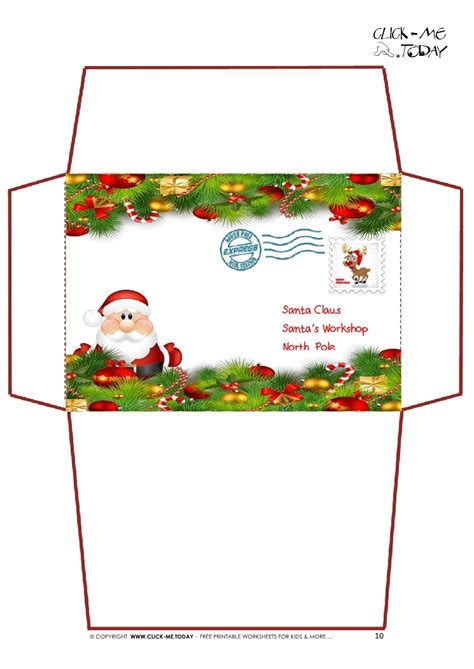 christmas html layout free envelope templates invitation template