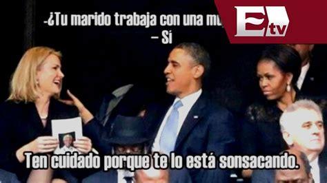 Michelle Obama Meme - desde la red michelle obama se pone celosa memes