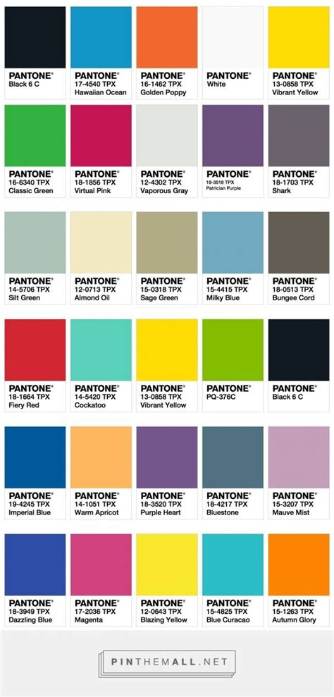 trends color palettes 2017 242 best images about fashion f w 2017 2018 on pinterest