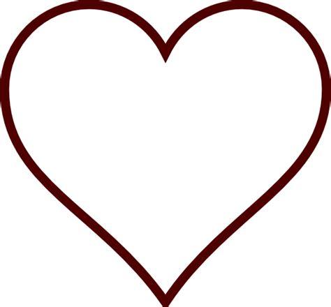 printable clip art hearts white heart clip art at clker com vector clip art online