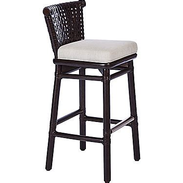 Mcguire Furniture Bar Stools by Mcguire Furniture Antalya Laced Rawhide Bar Stool No