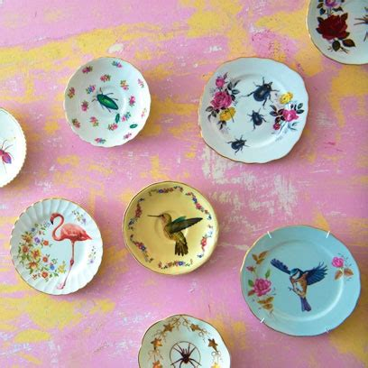 how to decorate a china with dishes how to decorate plates craft ideas red online