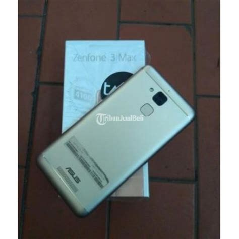 Handphone Asus Seken handphone asus zenfone 3 max gold 4g fingerprint seken fullset kondisi mulus halus depok