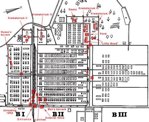auschwitz diagram dachau kz facts and figures auschwitz