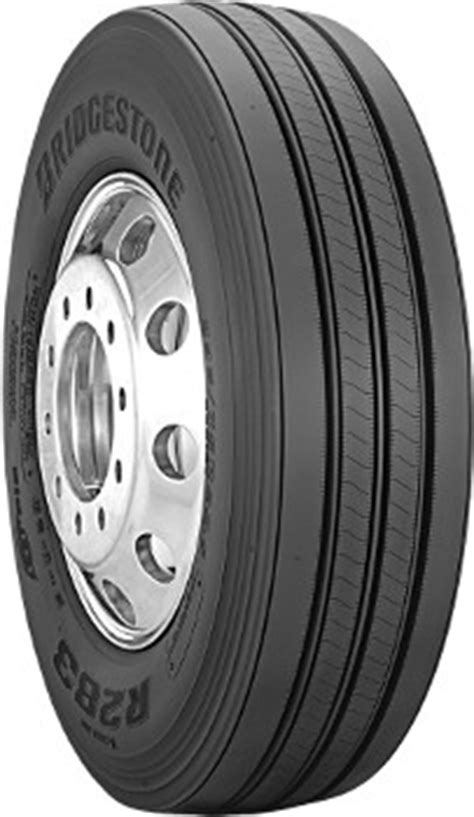 bridgestone  ecopia commercial truck tire  ply