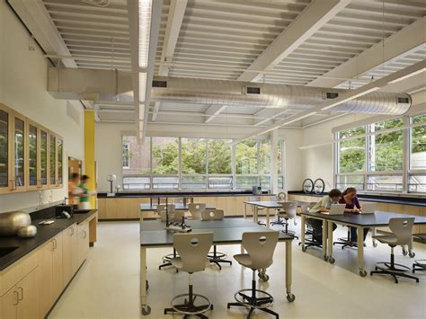 arch lab architects smp architects germantown friends school science center