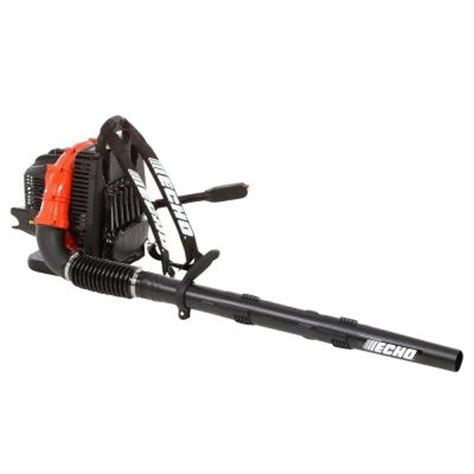 echo 195 mph 465 cfm gas backpack blower pb 500h the