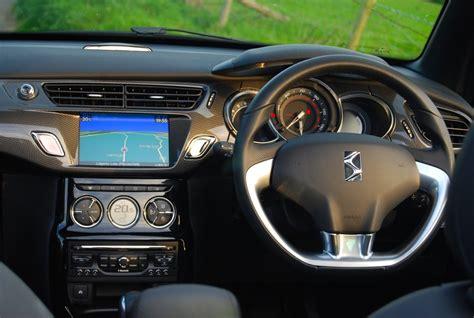 citroen ds3 cabrio review driving torque