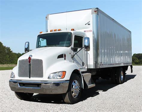 kenworth box truck kenworth t270 van trucks box trucks for sale used trucks