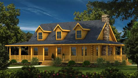 log cabin home plans charleston ii plans information southland log homes