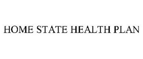 Home State Health home state health plan trademark of centene corporation serial number 85453442 trademarkia