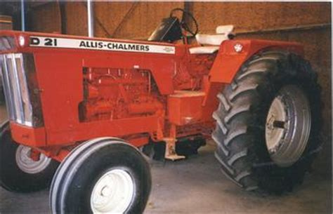 1969 Allis Chalmers D21 Tractorshed Com