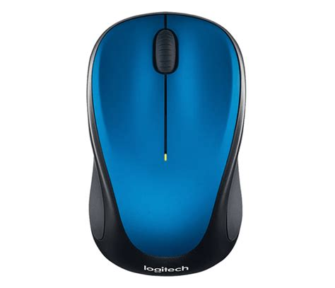 Mouse Logitech Wireless M235 wireless mouse m235 2nd generation logitech