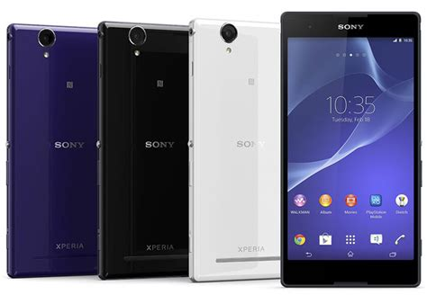Hp Sony Semua Tipe Android harga hp android sony xperia semua tipe spesifikasi 2015