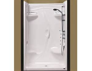 stamina 48 ii 2 shower without roof showers