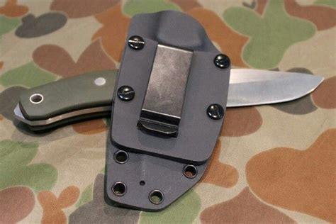 kydex clip a custom kydex knife sheath with clip on kydex
