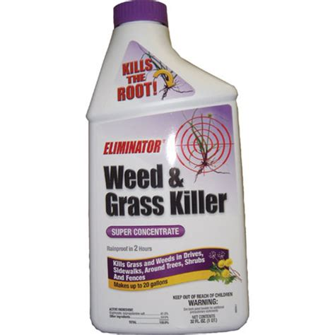 Killer For Grass by Eliminator And Grass Killer Ii Concentrate 32 Oz