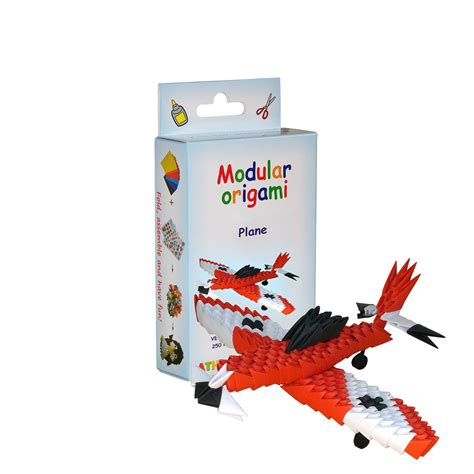 Modular Origami Books - 3d origami modulars