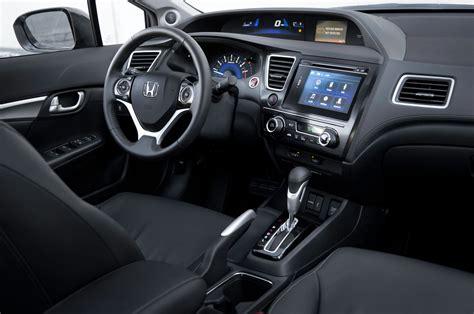 Honda Civic Ex Interior by 2014 Honda Civic Ex L Interior 02 Photo 6