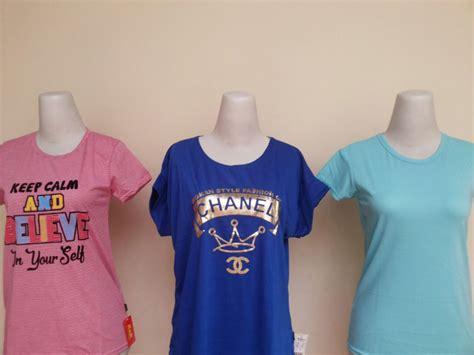 Pusat Grosir Baju Set Kaos Plisket Spandek grosir kaos ac spandek wanita dewasa murah bandung 13ribuan