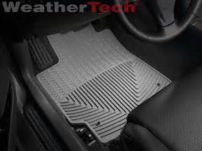 2011 Floor Mats All Weather Weathertech All Weather Floor Mats Toyota Camry 2007