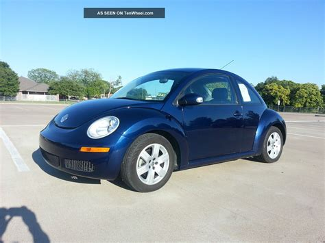 bug volkswagen 2007 2007 volkswagen beetle 2 5 hatchback 2 door 2 5l automatic