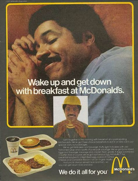 mcdonald new year advertisement more than 50 years of promoting fast food and cigarettes
