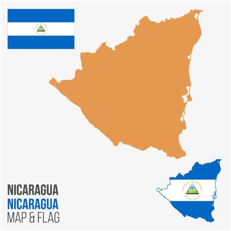 imagenes satelitales nicaragua nicaragua mapa vectorial nicaragua am 233 rica latina pa 237 s