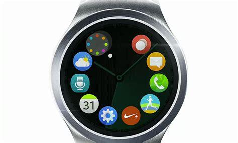 Smartwatch Samsung S2 samsung toont ronde gear s2 smartwatch tablets en telefoons nieuws tweakers