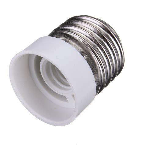 e12 light socket base e26 to e12 base led light l bulb adapter