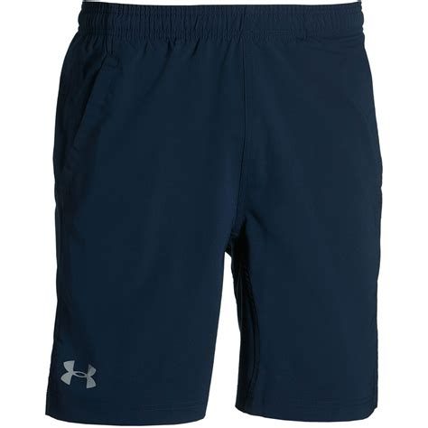 Armour Hiit Woven 5 armour mens ua hiit woven 8 quot shorts heatgear sports